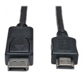 Cable Tripp Lite DisplayPort a HDMI - 1.83m P582-006