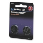Bateria Cmos Manhattan 2032 3V,Litio Pieza