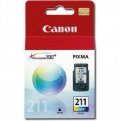 Cartucho Canon Cl-211 Color P/Ip2700,Mp250,490, Mx340