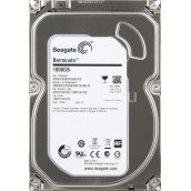 Disco Duro Seagate Barracuda Capacidad 1TB Sata 6Gb/S / 7200Rpm / 64Mb P/Pc / 3.5""