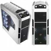 GABINETE GAMING XPREDATOR ULTIMATE EDITION BLANCO