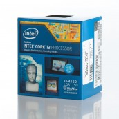 CPU INTEL CORE i3 4150 3.5GHz 5GT/S 3MB 22NM 54W SOC 1150 CAJA