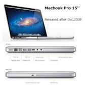 MacBook Pro A1286, Ci7, 1TB-Disco Duro, 16GB-Memoria Ram, Multi DVD, 15""