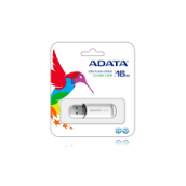 Memoria Flash 16 Gb Usb 2.0 C906 Adata Blanca