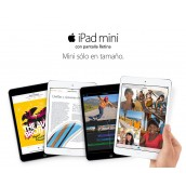 IPAD MINI 2 RETINA WI-FI 16GB Gris espacial