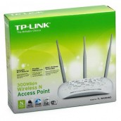 ACCESS POINT INALAMBRICO N DE 300MBPS TP-LINK TL-WA901ND
