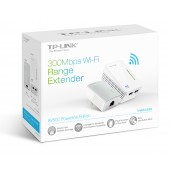POWERLINE TP-LINK 300MBPS WIRELESS AV500 EXTENDER TL-WPA4220KIT