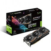 Tarjeta de Video ASUS NVIDIA GeForce GTX1060 6GbDDR5 HDMI/DVI/DP STRIX-GTX1060-6G-GAMING