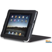 Funda Tipo Caballete Manhattan Para Ipad Y Ipad2 Color Negro
