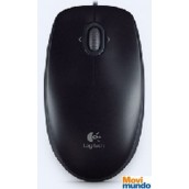 Mouse Optico Logitech Negro M100 Usb