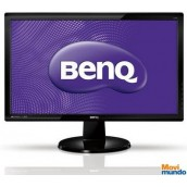 "Monitor Led BenQ 20"" / Widescreen Negro Piano / Gl2055A D-Sub"