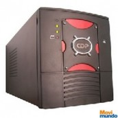 No Break Cdp 1000Va/600W, 8 Contactos,  Protector Rj-45 Y Rj-11 Software De Adminstracion Por Usb