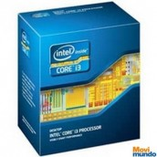 Core I3-3220 S-1155 3.3 Ghz 3Mb 2 Cores B133/1600 Graficos Hd 2500 650 Mhz