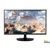 Widescreen Monitor Led Aoc 23.6 Resolucion 1920X1080, Vesa: 75X75, Vga  And  Dvi, E2461Fw