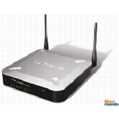 Router Cisco 802.11 B/G/N, 4P Lan 10/100, 2 Ant, Firewall, 5 Vpn, Qos