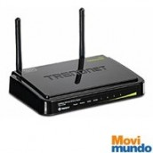 Router Trendnet Inalambrico N A 300Mbps Greennet