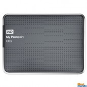 Disco Duro Externo WD My Passport Ultra Capacidad 1 TB Titanium 2.5 / Usb 3.0 / Windows / Mac / Copia De Seguridad Automa