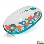 Mouse Optico Inalambrico Trendy Acteck