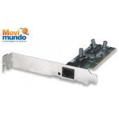 Tarjeta De Red Intellinet 509510 / PCI 10/100 / Bracket Corto Y Normal.