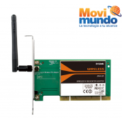 Tarjeta de Red D-LINK DWA-525 / Air plus N150 / PCI Wireless Network 802.11 n/g / 150 Mbps.